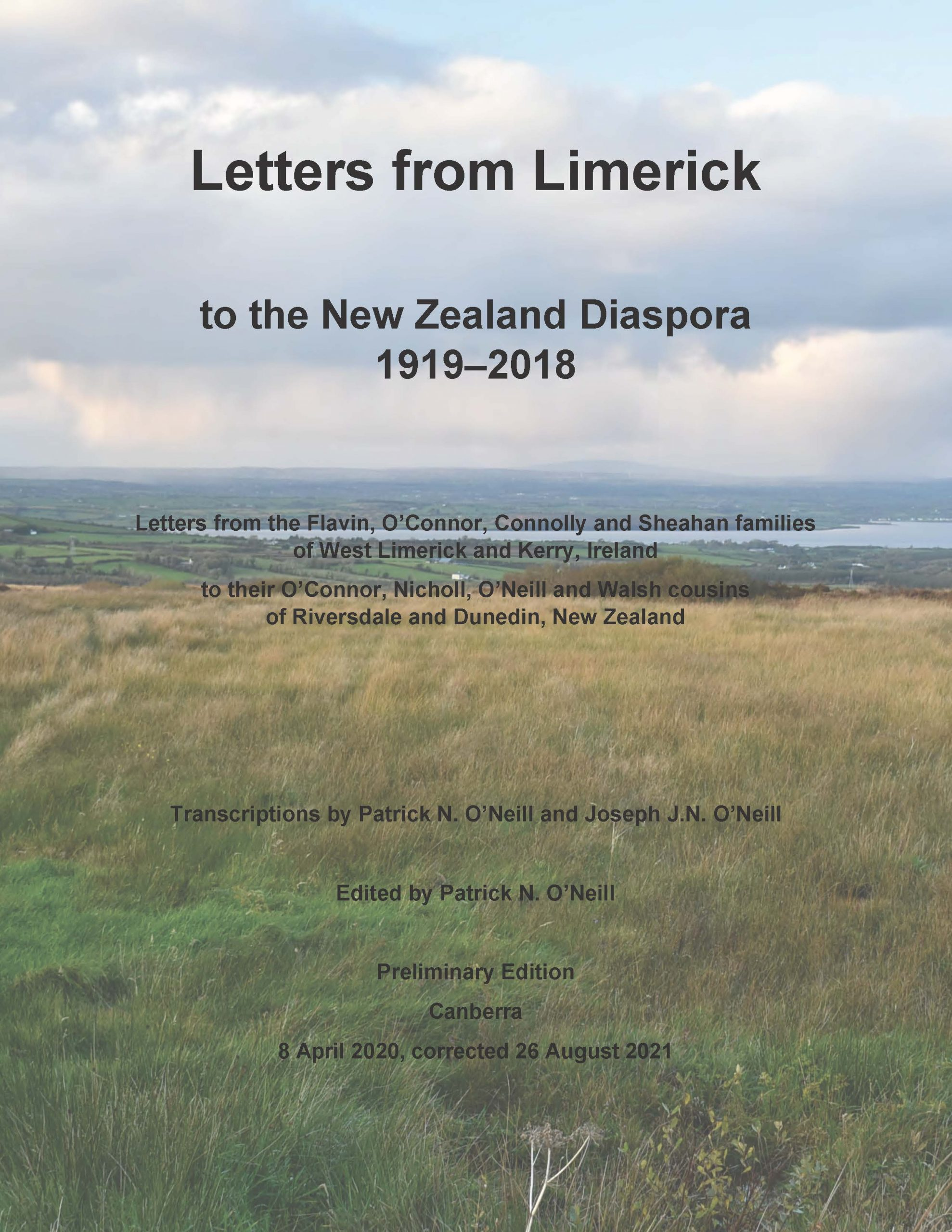 Letters from Limerick